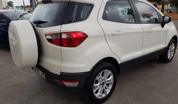 Ford Ecosport 1.5 TDCI TREND lleno