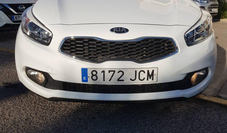 Kia Ceed Concept 1.4 90cv CRDI lleno