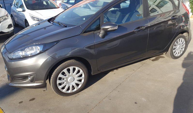Ford Fiesta 1.25 82cv Trend lleno