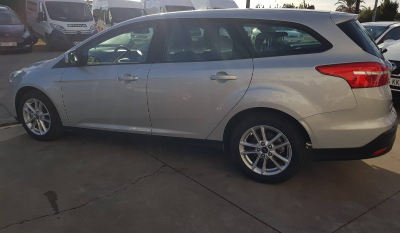 Ford Focus Sportbreak 1.0 125cv Ecoboost lleno
