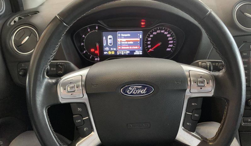 Ford Mondeo Titanium 2.0 TDCI 140 lleno