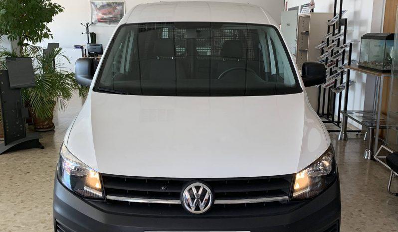 Volkswagen Caddy 1.6TDI 75cv Furgón lleno