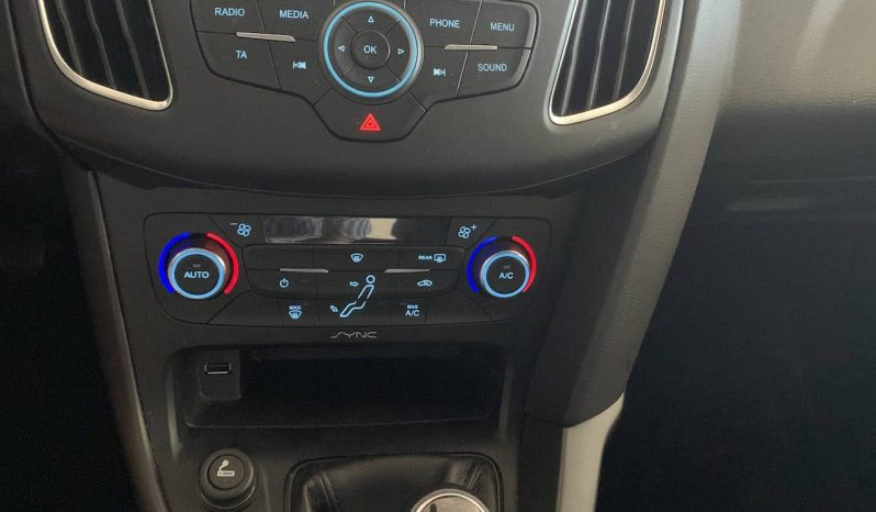 Ford Focus Sportbreak Trend+ 1.0 125cv Ecoboost lleno
