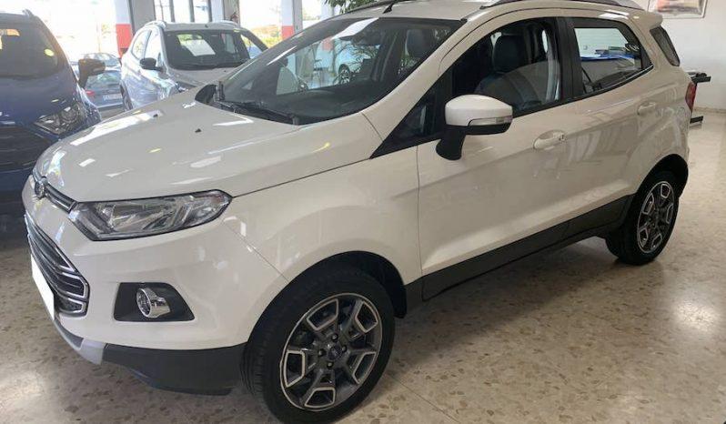 Ford Ecosport 1.5 TDCI TITANIUM lleno