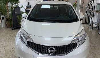 Nissan Note Acenta 1.2 80cv lleno