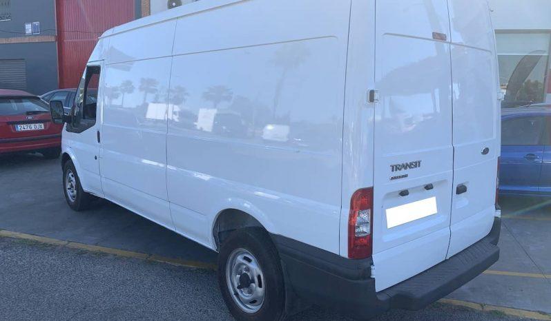 Ford Transit VAN 350L 2.2 TDCI 100cv 4p lleno