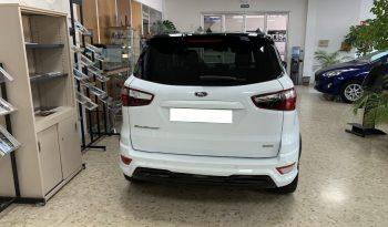 Ford Ecosport 1.0 125cv Ecoboost ST LINE 2018 completo
