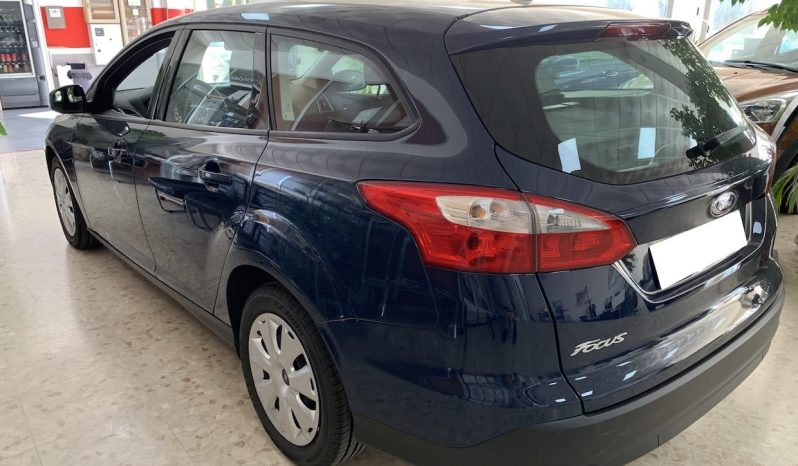 Ford Focus Sportbreak 1.6 TDCI 95cv lleno