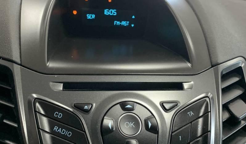 Ford Fiesta gasolina 1.25 Trend 82 cv lleno