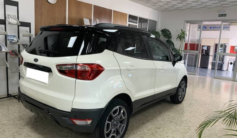 Ford Ecosport 1.5 TDCi 95cv Titanium S lleno