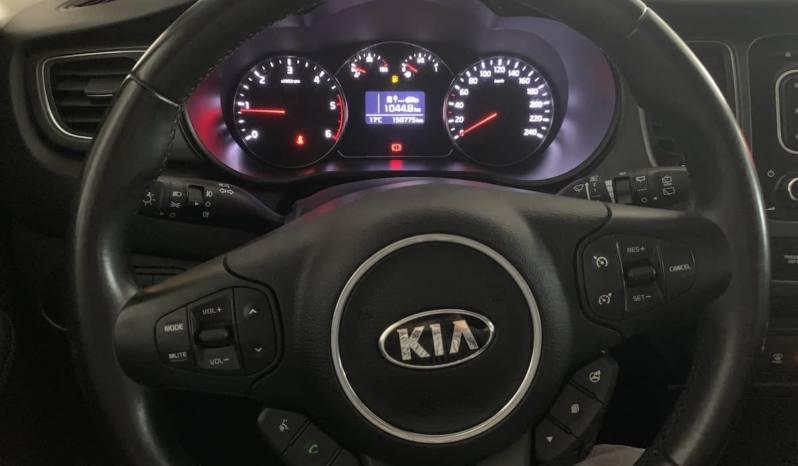 Kia Carens 1.7 CRDi 115cv Concept  7 Plazas lleno