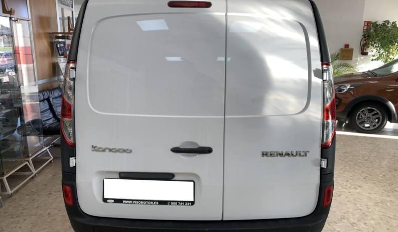 Renault Kangoo 1.5 dci 90cv Profesional lleno
