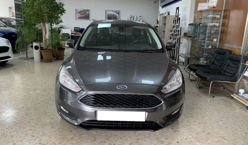 Ford Focus 1.5 TDCi 120cv Trend Plus lleno