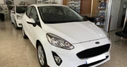Ford Fiesta 1.1 gasolina 85cv TREND+