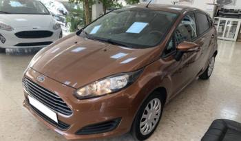 Ford Fiesta 1.2 Trend 82cv gasolina lleno