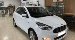 Ford Ka Plus 1.19 gasolina 85cv 2017