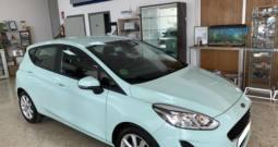 Ford Fiesta 1.1 gasolina 85cv 2018