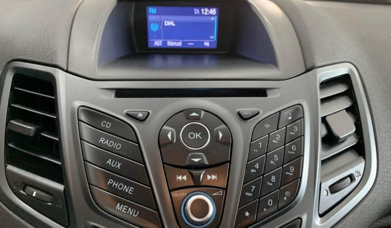 Ford Fiesta 1.5 TDCi 75cv diesel  2017 lleno
