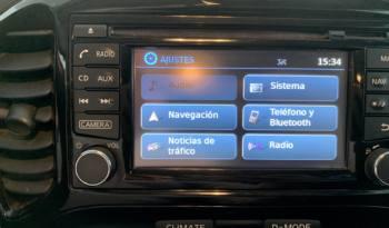 Nissan Juke 1.5 dci 110cv N-CONNECTA lleno