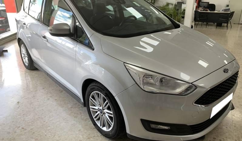 Ford C-max 1.0 Ecoboost 125cv gasolina lleno
