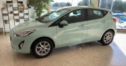 Ford Fiesta 1.1 gasolina 85cv TREND PLUS 2018
