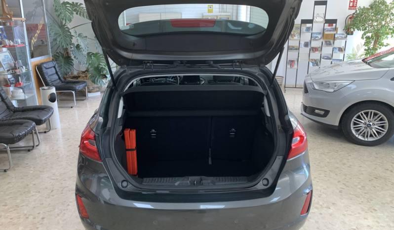 Ford Fiesta 1.1 gasolina 85cv TREND PLUS lleno